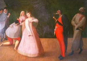 800px-Commedia_dell'arte_-_troupe_Gelosi_v