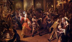commedia-dell-arte-during-carnevale